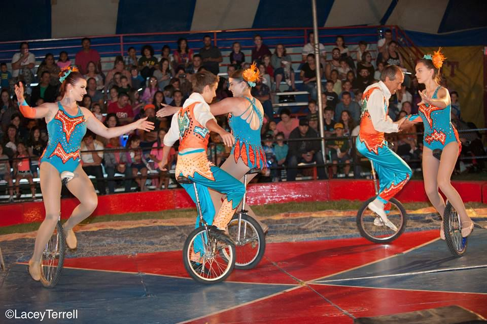 Circus coming to Lexington May 9, will benefit the Visual Bucket List Foundation